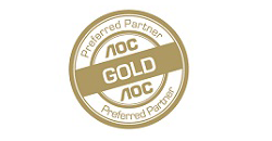 AOC Preferred Partner GOLD