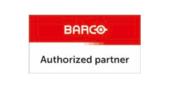 Barco Authorized partner